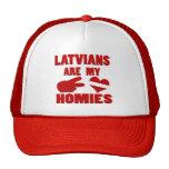 Los Latvians son mi Homies Gorra