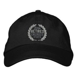 ¡Los laureles jubilados lo personalizan!  Casquill Gorras De Béisbol Bordadas