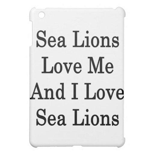 Los leones marinos me aman y amo leones marinos