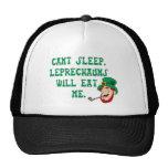 Los Leprechauns me comerán gorra