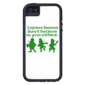Los Leprechauns no creen en usted tampoco Funda Para iPhone 5 Tough Xtreme