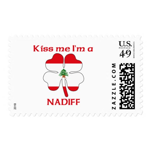 Los libaneses personalizados me besan que soy sello
