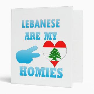 Los libaneses son mi Homies