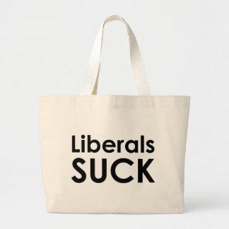 ¡Los liberales chupan Bolsas De Mano