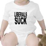 Los liberales chupan traje de bebé