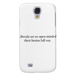 Los liberales son así que razonable sus cerebros c funda para galaxy s4