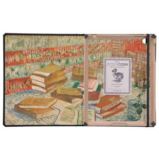 Los libros amarillos, 1887 iPad cárcasas
