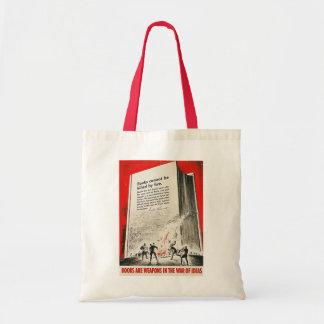 Los libros no se pueden matar por la bolsa de asas