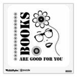 Los libros son buenos para usted
