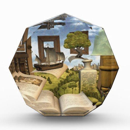 ¡Los libros son conocimiento!