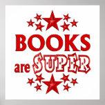 Los libros son estupendos impresiones