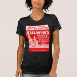 Los licores del vintage del kitsch de Kulwin retro Camiseta