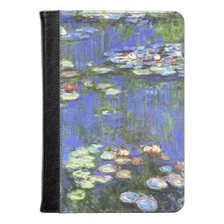 Los lirios de agua de Monet encienden el fuego