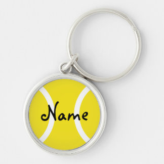 Los llaveros del tenis con propio nombre -