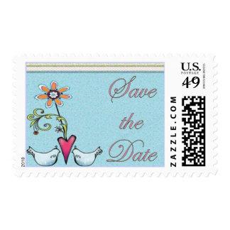 Los Lovebirds ahorran el sello de fecha