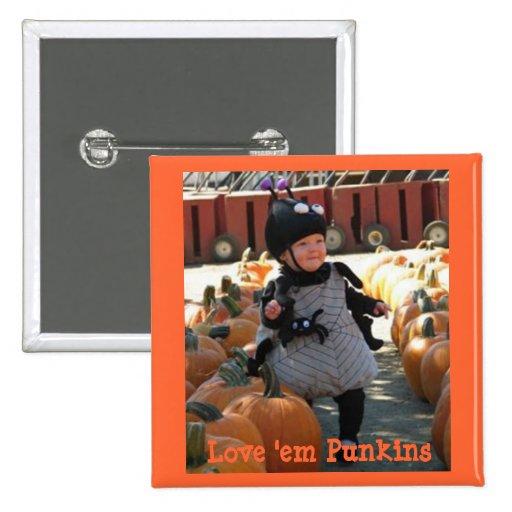 los loveempumpkins, los aman Punkins, los aman Pun Pins