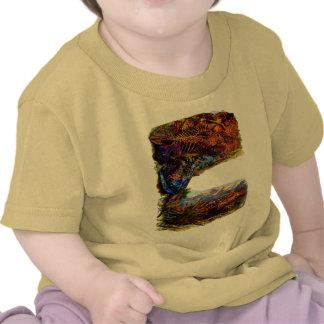 Los mares místicos que Shell vara corrigen Camiseta