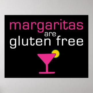 Los Margaritas son gluten libre Impresiones