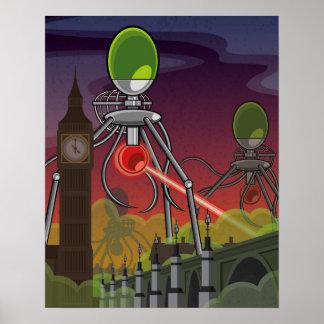 Los Martian toman al parlamento