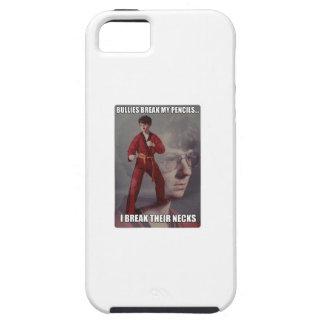 Los matones del meme de Kyle del karate rompen mis iPhone 5 Case-Mate Protectores