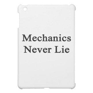 Los mecánicos nunca mienten