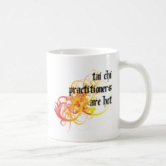 Los médicos de la ji del Tai son calientes Taza De Café