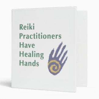 """Los médicos de Reiki tienen manos curativas Carpeta 1"""""""