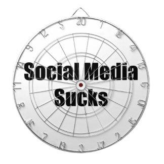 Los medios sociales chupan