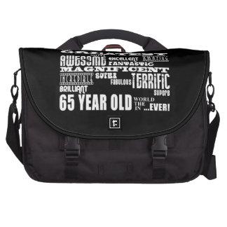 Los mejor sesenta Olds de cinco años Los 65 años Bolsas Para Portátil