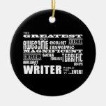 Los mejores autores y escritores: El escritor más