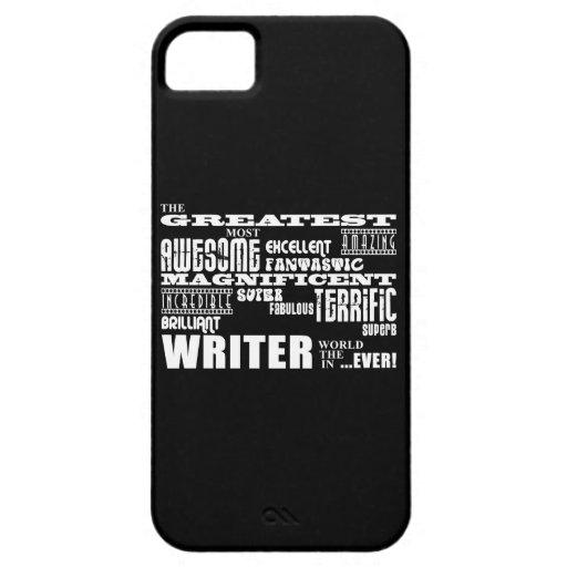 Los mejores autores y escritores: El escritor más iPhone 5 Carcasas
