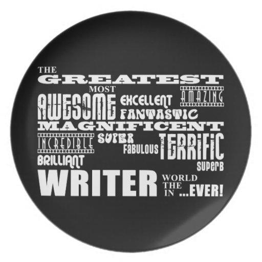 Los mejores autores y escritores: El escritor más  Platos Para Fiestas