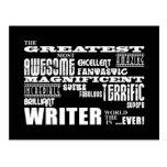 Los mejores autores y escritores: El escritor más Postal
