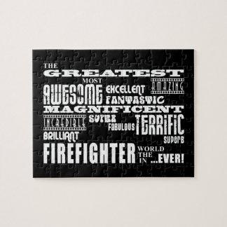 Los mejores bomberos: El bombero más grande Puzzle