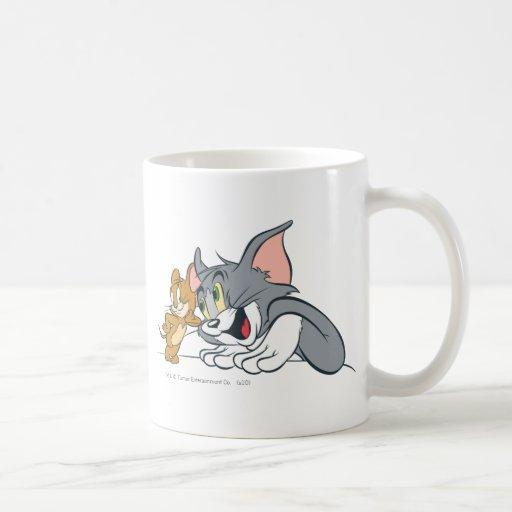 Los mejores brotes de Tom y Jerry Tazas