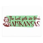 Los mejores chicas son de Arkansas Postales