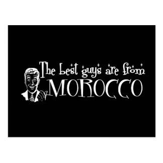 Los mejores chicas son de Marruecos Postal