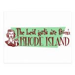 Los mejores chicas son de Rhode Island Postal