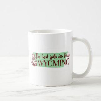 Los mejores chicas son de Wyoming Taza
