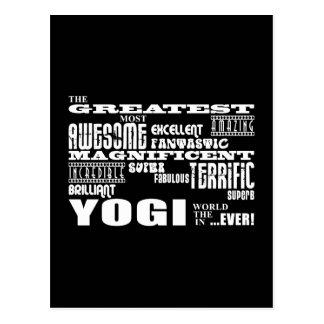 Los mejores cumpleaños de la yoga de las yoguis: tarjetas postales