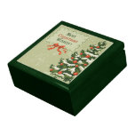 Los mejores deseos del navidad cajas de joyas