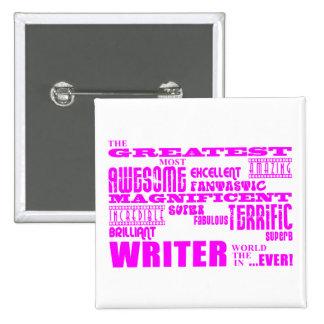 Los mejores escritores de los autores de los chica pins