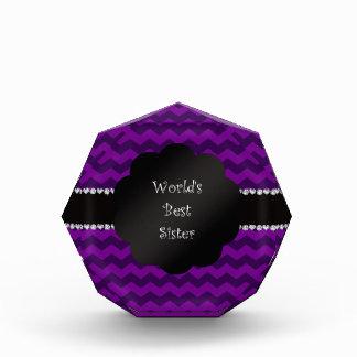 Los mejores galones siempre púrpuras de la hermana