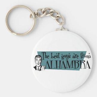Los mejores individuos son de Alhambra Llavero Redondo Tipo Pin