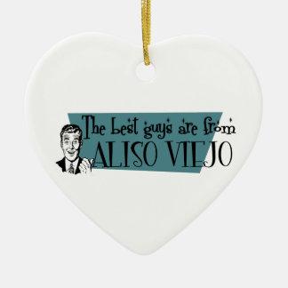 Los mejores individuos son de Aliso Viejo Adorno De Cerámica En Forma De Corazón