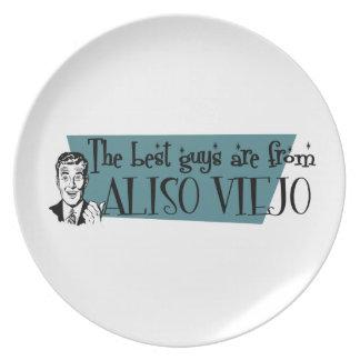 Los mejores individuos son de Aliso Viejo Plato De Cena