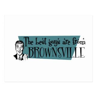 Los mejores individuos son de Brownsville Postales