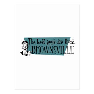Los mejores individuos son de Brownsville Tarjeta Postal