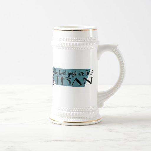 Los mejores individuos son de Irán Taza De Café