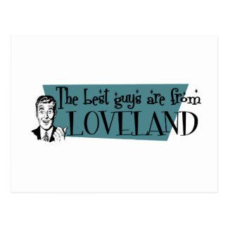 Los mejores individuos son de Loveland Postales